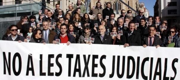 abogados protestan
