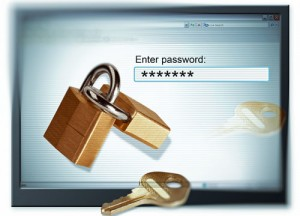 A composite picture reminds us of the importance of having effective  password management software in our computers in order  to surf safely on the Web.  SIMON CHAVEZ/dpa.