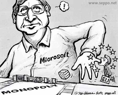 EU vs. Microsoft